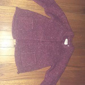 Zara girl knitwear